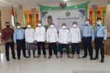 Inilah mereka, lima warga binaan Lapas Padang yang berlomba di Musabaqah Tartil Quran Kemenag