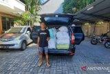 12 Klub motor Bold Riders Bali galang donasi untuk korban bencana di NTT