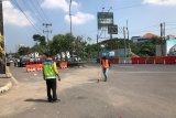 Pelaksanaan uji coba lalu lintas jembatan GL Zoo Yogyakarta ditunda