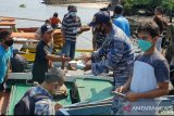 TNI-AL gencar edukasi prokes bagi masyarakat di perairan