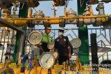 PT PGN meraih laba Rp870 miliar pada triwulan pertama 2021