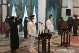 Aunur Rafiq - Anwar Hasyim kembali di lantik jadi bupati dan wakil