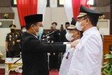 Plt Gubernur Sulsel dorong Bupati Toraja Utara fokus PEN dan COVID-19