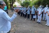 Mahasiswa vokasi kesehatan Asmat Papua praktik klinik di Makassar