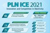 Pemuda pemudi punya inovasi kelistrikan, ayo ikut PLN ICE 2021 dengan total hadiah Rp1 miliar