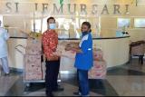 Sunpride salurkan bantuan kepada masyarakat dan RS