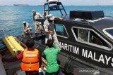 Sempat ditahan, Bakamla RI jemput dua nelayan yang masuk perairan Malaysia