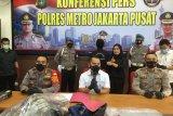 Polisi ringkus pelaku pembunuhan perempuan di Petojo