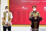 Menteri Kesehatan: Tiga varian baru virus corona sudah masuk ke Indonesia