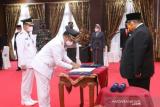 Gubernur Sultra minta bupati-wabub dilantik realisasikan janji politik