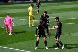 Dua gol Griezmann bawa Barcelona menang 2-1 atas Villarreal