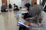 Polisi Temanggung gunakan rehat siang untuk tadarus