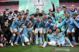 Pep Guardiola ajak pemain City nikmati tekanan di semifinal Liga Champions