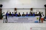 Tim relawan pemulihan listrik PLN di NTT kembali ke Papua