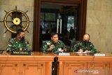 Mabes TNI AL bantah KRI Nanggala-402 tenggelam akibat kelebihan muatan