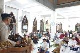 Kapolres Enrekang tegur pengurus masjid karena langgar prokes COVID-19