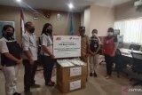 Pemkot Kupang terima bantuan APD dari PT ACE