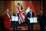 Indonesia, Inggris sepakati MoU untuk tingkatkan perdagangan bilateral