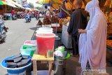 Permintaan cincau di Makassar meningkat sepanjang bulan Ramadhan
