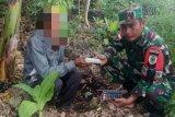 Warga serahkan puluhan butir peluru ke Satgas Pamtas RI-Timor Leste