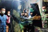 Bupati Probolinggo takziah ke rumah duka kru KRI Nanggala 402
