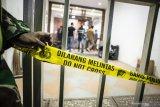 Bahan baku peledak ditemukan di bekas markas ormas FPI