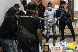 Polisi : Bahan peledak di Petamburan mirip temuan di Condet