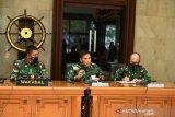 TNI AL terus berupaya untuk mengevakuasi KRI Nanggala-402 di perairan Bali