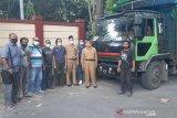 Polhut NTB menyita 404 batang kayu sonokeling asal Sumbawa