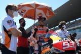 Kembali ke MotoGP, kondisi fisik Marquez bakal diuji lagi di Jerez