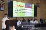 Ini harapan TPID Kota Padang agar harga-harga dan inflasi kendalikan jelang Lebaran