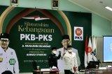 Pimpinan PKS bersilaturahmi dengan PKB