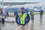 Penumpang pesawat udara dari Ilaga ke Timika meningkat 50 persen