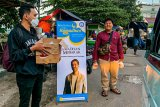 Suporter Manchester City Indonesia bagikan takjil dari Gundogan di empat kota