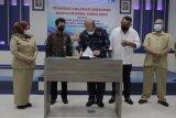 PDAM Sleman-Bank Sleman membantu pengadaan ambulance untuk Candibinangun