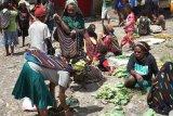 Aktivitas masyarakat di Ilaga Puncak Papua berangsur normal