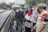 Wali Kota Bandarlampung tinjau pelaksanaan prokes di sejumlah lokasi