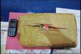 Polisi gagalkan pengiriman 30 kg ganja di Pelabuhan Tanjungkalian Bangka Belitung