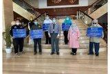 BI Lampung bagikan ribuan paket sembako untuk masyarakat terdampak COVID-19