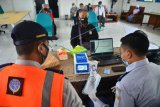 Layanan tes GeNose C19 gratis di terminal