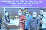 Medco Foudation salurkan 5.000 buku ke perguruan tinggi di Sumsel