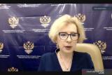 Dubes Rusia Lyudmila Vorobieva sampaikan belasungkawa atas tenggelamnya KRI Nanggala-402