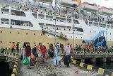 Kapal Pelni buka vaksin gratis bagi calon penumpang di empat pelabuhan