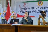 KONI Sulteng  semangati atlet meski tidak ikut PON XX di Papua