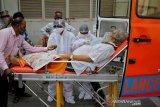 Jumlah kematian akibat COVID-19 di India lampaui 200.000 orang