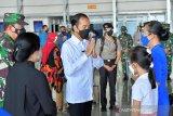 Jokowi sudah tandatangani PP untuk pembayaran THR dan gaji ke-13