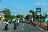Jembatan baru GL Zoo dioperasionalkan lalu lintas lancar