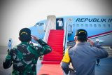 Presiden Jokowi dijadwalkan menemui keluarga awak KRI Nanggala 402
