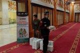 ACT NTB distribusikan paket sahur untuk jamaah yang melakukan i'tikaf