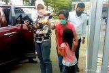 Polisi tangkap seorang perempuan eksploitasi anak jadi pengemis di Palembang